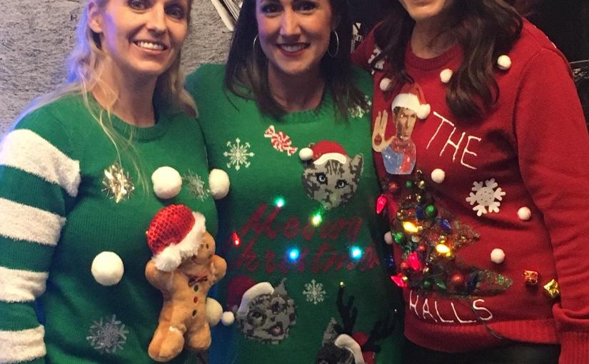 Haute Christmas Sweaters