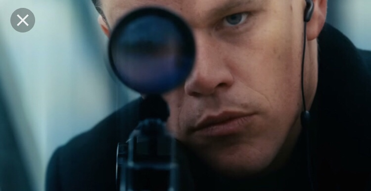 Jason Bourne in the FashionWorld