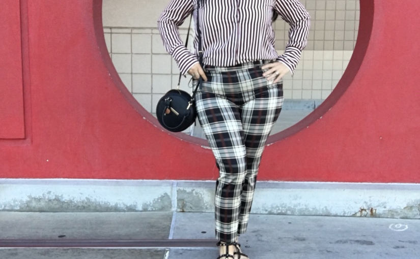 Wearing O' the Plaid